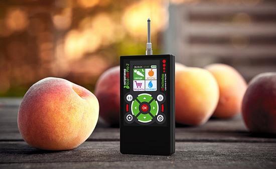 EcoLifePro 2 — новейший прибор для высокоточного измерения уровня нитратов в продуктах и концентрации солевых примесей в воде