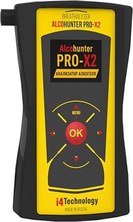 """Профессиональный алкотестер """"AlcoHunter Pro-X2"""""""