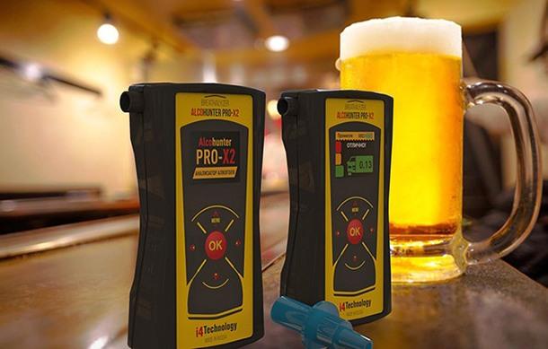 С нашим алкотестером вы всегда будете знать, можно ли садиться за руль, даже если недавно выпили пару кружек пива