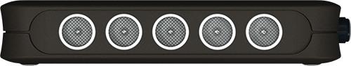 5 ультразвуковых излучателей блокиратора