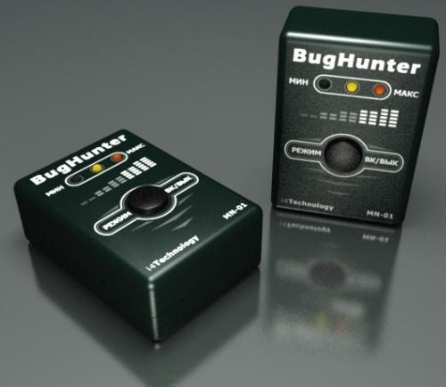 """Детектор """"BugHunter Mini"""" — лучший в своем ценовом сегменте!"""