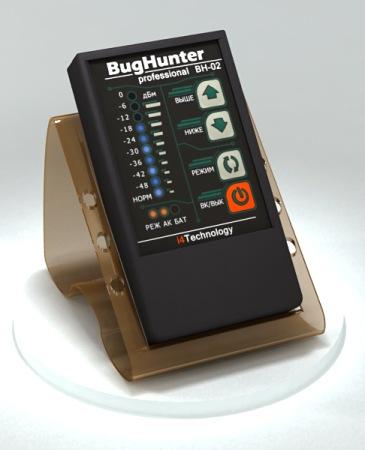 """Обнаружитель жучков """"BugHunter Professional BH-02"""""""