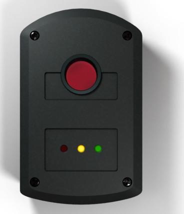 Задняя панель обнаружителя скрытых видеокамер BugHunter Dvideo Эконом
